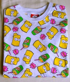 Must have of the day: #BartSimpson t-shirt :)