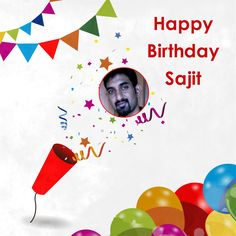 Whatever you Ask, May you Receive, Whatever you Seek, May you Find, Whatever you Wish, May it be fulfilled. On your Birthday & Always.Happy Birthday, Sajit... #happybirthday #birthdayparty