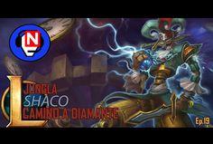 CAMINO A DIAMANTE | Shaco | Jungla | Ep. 19 - parche 6.15 - League of Legends en español
