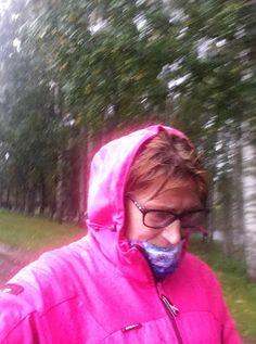 #mummareenaa: Aina on hyvä sää lenkkeillä !