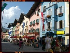 Kitzbühel, Austria, Tirol