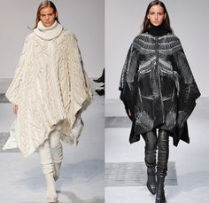 Barbara Bui 2014-2015 Fall Autumn Winter Womens Runway Looks - Paris Fashion Week Mode à Paris Prêt à Porter Défilés - Turtleneck Chunky Knit Weave Sweater Poncho Cape Outerwear Coat Fossils Skeletons Prehistoric Leather Gothic Metallic Studs Motorcycle Biker Furry Palazzo Pants Culottes Gauchos Oversized Reptile Python Snake Bomber Jacket Crop Top Midriff Sheer Chiffon Peekaboo Pantsuit Jacketdress Suitdress