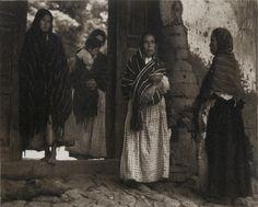 Philadelphia Museum of Art - Collections Object : Women of Santa Ana, Michoacán, Mexico