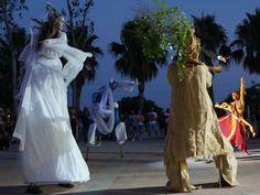 Zancos y elfos @ Ibiza Roots Festival 2014