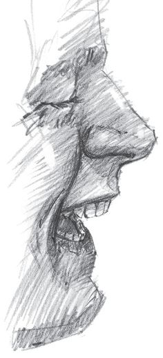 the Mouth Watch your mouth ~ drawing it, that is. Mini-demo from Paul Leveille at…Watch your mouth ~ drawing it, that is. Mini-demo from Paul Leveille at… Mouth Drawing, Life Drawing, Figure Drawing, Painting & Drawing, Basics Of Drawing, Pencil Art Drawings, Realistic Drawings, Art Drawings Sketches, Pencil Portrait