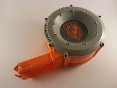 Nerf N-Strike CS-35 Ammo Dart Gun Drum Magazine 35 Dart Clip  - FREE SHIPPING!  #Hasbro