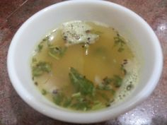 Lemon Rasam - A tangy rasam with lemon Flavor. Lemon Rasam does not require tamarind and rasam. Curry Recipes, Pie Recipes, Vegetarian Recipes, Indian Food Recipes, Asian Recipes, Ethnic Recipes, Yellow Curry Recipe, White Pie, My Favorite Food