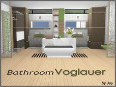 a356ea2d2649e Sims 4 CC's - The Best: Bathroom Voglauer by Joy6 Furniture Decor,  Furniture Sets