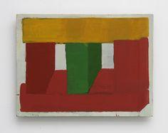 6 Mario De Brabandere - Compositie met houten bouwblokken - 2011 - No. 1 - 30 x 40 cm