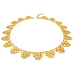 Italian Lace Necklace - Jewelry - Clearance & Sale - The Met Store
