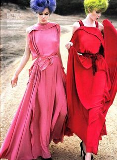 pink! Bottega Veneta