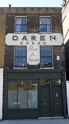 Shopfront & Sign: Stepney Green by curry15, via Flickr