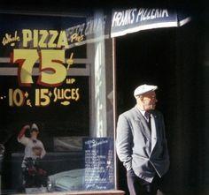Saul Leiter's New York, 1950S