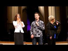 The Martins - A capella medley - my favourite southern gospel group.