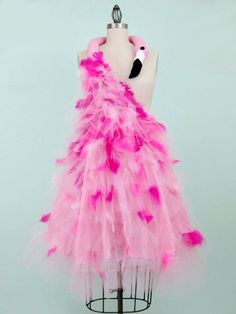 Flamingo Kostüm :)