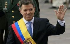 Colombia president, Juan Manuel Santos has been awarded the 2016 Nobel Peace prize.