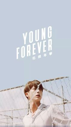 Jin #BTS #YoungForever wallpaper