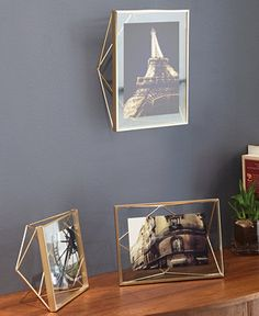 Prisma frame collection, available in different sizes as well as other colors.