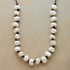 """OPPOSITES ATTRACT NECKLACE  18""""L"""