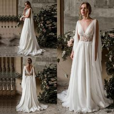 Faerie Brides has been producing and creating customized, medieval, celtic, and Story Book Wedding wedding dress around the world for over fifteen yea. Greek Wedding Dresses, Grecian Wedding, Boho Wedding Dress, Bridal Dresses, Wedding Gowns, Viking Wedding Dress, Medieval Wedding Dresses, Pagan Wedding, Fall Wedding