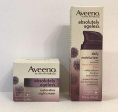 3ddb06ef259 (2x) Aveeno Absolutely Ageless Intensive Anti-Aging Renewal Serum, 1 Fl. Oz  381371163809 | eBay