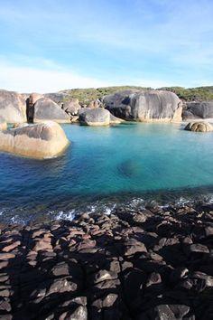 Elephant Cove, Elephant Rocks William Bay National Park Denmark, Western Australia