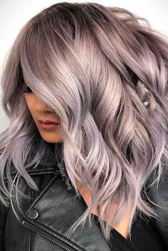 Nouvelle Tendance Coiffures Pour Femme 2017 / 2018 24 styles de cheveux de taille moyenne et courtes Les styles de cheveux de longueur moyenne sont