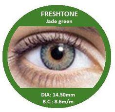 Freshtone Jade Green