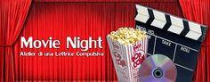 Atelier di una Lettrice Compulsiva: Movie Night #1: Cinquanta Sfumature di Grigio