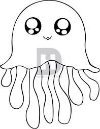 Hasil Carian Imej Untuk Fish Draw Jelly Fish Easy Animal Drawings Animal Coloring Pages Fish Coloring Page