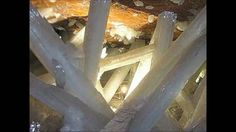 Star-Gate 6 & The Selenite Crystal Temple Network / Naica Crystal Cave