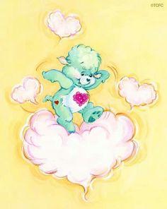 *Care Bear Cousins Gentle Heart Lamb