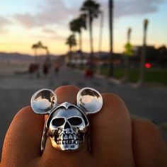 698c7028dcf540 Our Michael Rodent ring taking in Santa Monica Pier. [Link in bio] #