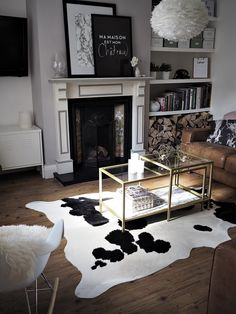 The Perfect Hide Rug