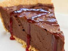 the chew | Recipe  | Cherry Chocolate Mousse
