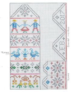 Telenor E-post :: 18 more Pins for your SELBU og votter board Knitted Mittens Pattern, Knit Mittens, Knitted Gloves, Fair Isle Knitting, Knitting Yarn, Hand Knitting, Knitting Charts, Knitting Patterns, Crochet Patterns