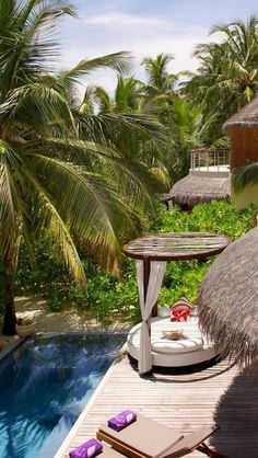 Retreat And Spa, Resorts, Maldives,