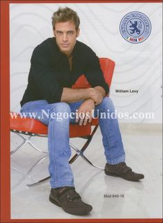 William Levy Cklass Shoess Spring Summer 2009