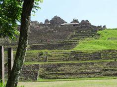 Ruinas de Tonina' Chiapas