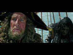 Yo Ho, Yo Ho, a #PiratesLife for me! Pirates of the Caribbean: Dead Men Tell No Tales Trailer