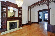 Brooklyn New York 10th Street brownstone Victorian interior | by techpro12