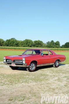 1967 Pontiac Gto Front Quarter Field Photo 14