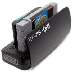 The Ultimate Retro Gaming Adapter  The Retrode is the world's most versatile (and fun!) USB adapter for vintage video games. Revive the good old 16-bit times on your computer/smartphone/tablet, using your original cartridges and controllers!