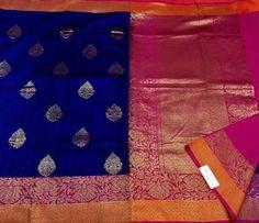 Pure Handloom Banaras Dupion Silk Sarees Kuppadam Pattu Sarees, Dupion Silk Saree, Kalamkari Saree, Kanchipuram Saree, Organza Saree, Silk Organza, Pure Silk Sarees, Indian Sarees, Saris