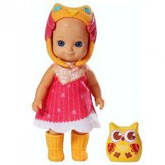 Mini Chou Chou Birdies - Puppe Sunny 12 cm