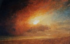 jm w turner sky painting - Google Search