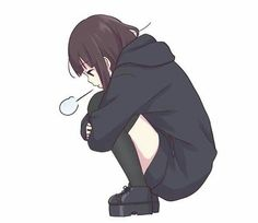 Me wondering what it would be like to have a boyfriend Anime Neko, Cute Anime Chibi, Chica Anime Manga, Me Anime, Cute Anime Pics, Kawaii Anime Girl, Anime Art Girl, Manga Girl, Chat Kawaii
