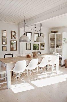 Lámparas de estilo industrial                                                                                                                                                                                 Más #homedecor #decoration #decoración #interiores