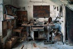 Jan Stel abandoned and forgotten terk edilmis ve unutulmus mekanlar fotograf 10