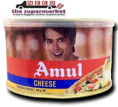 ‪#‎Shop‬ Now Yummy ‪#‎Pizza‬ of ‪#‎Amul‬ Processed Cheese Tin @ Rs 185.00 from Needs The Supermarket - Online Grocery Store in Ghaziabad Delhi NCR ‪#‎hurryup‬
